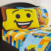The Lego Movie Standard Size (PILLOWCASE ONLY) Boys Girls Kid NEW