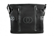 Cosy Coop 9065 Black Nylon Nappy Bag