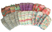 Honest Nappies for Newborn Girls Variety Pack - Up to 4.5kg.