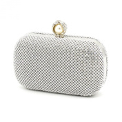 Kingluck Rhinestones with pearl Special Ocassion wedding handbags /Evening Clutches