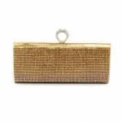 Kingluck Rhinestones Wedding brail bag/Special Occasion Clutches/Evening Handbags