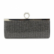 Kingluck Rhinestones Wedding brail bag/Special Occasion Clutches/Evening Handbags