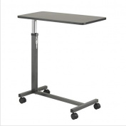 Generic Tray Table Overbed Non-tilt Computer/hospital Bed Tray Bedside