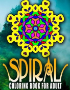 Spiral Coloring Books for Adults - Vol.2