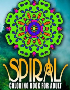 Spiral Coloring Books for Adults - Vol.4