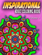 Inspirational Adult Coloring Books - Vol.3