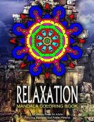 Relaxation Mandala Coloring Book - Vol.1