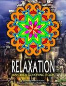 Relaxation Mandala Coloring Book - Vol.2