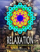 Relaxation Mandala Coloring Book - Vol.4
