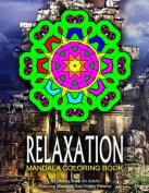 Relaxation Mandala Coloring Book - Vol.3