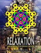 Relaxation Mandala Coloring Book - Vol.5