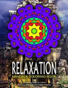 Relaxation Mandala Coloring Book - Vol.6