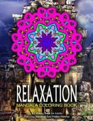 Relaxation Mandala Coloring Book - Vol.7