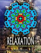 Relaxation Mandala Coloring Book - Vol.8