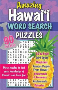 Amazing Hawaii Word Search Puzzles