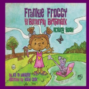 Frankie Froggy & the Butterfly Birthmark Activity Book