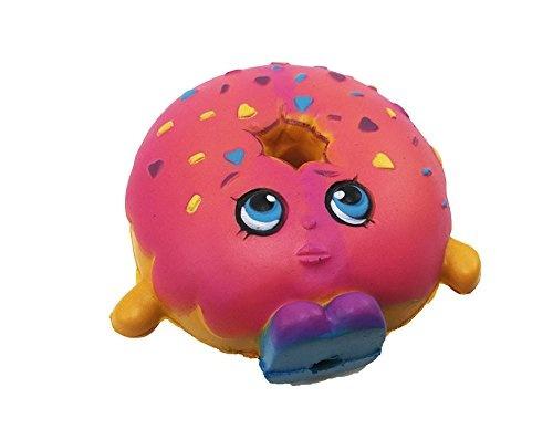 Shopkins Squishy Foam Stress Balls Complete Set of 4 Toys. Brand New eBay