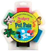 Sculpey Shape & Bake Clay Sets - Pet Pals (30ml) 6 Per Package