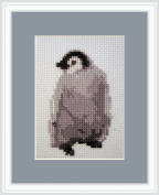 Small Emperor Counted Cross Stitch Kit By Orcraphics