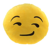 ABC® Car Home Office Accessory Emoji Smiley Naughty Cushion Pillow Toy Christmas Gift