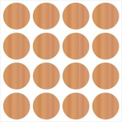Wall Pops Copper Confetti Dots Decals
