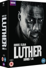 Luther: Series 1-4 [Region 2]