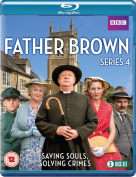 Father Brown: Series 4 [Region B] [Blu-ray]