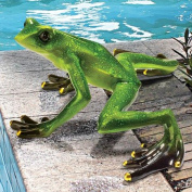 Design Toscano Jungle Forest Tree Frog Statue