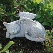 Design Toscano Cat Memorial Angel Pet Statue