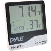 Pyle Indoor Digital Hygro-Thermometer