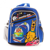 Scooby-Doo Mini Toddler Preschool Backpack with Water Bottle