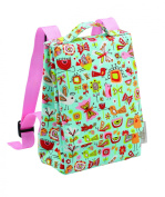 SugarBooger Kiddie Play Back Pack, Birds and Butterflies