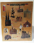 Germany Embossed Photo Album 200 Photos / 4x6