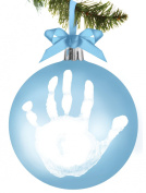 Tiny Ideas Baby's Handprint Ornament, Ball