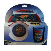 Dinner Set - DC Comics - Batman 3pc