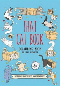 That Cat Book Coloring Book
