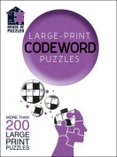 Large-Print Code Word Puzzles