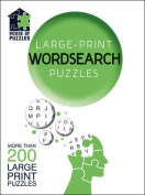 Large-Print Wordsearch Puzzles