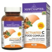 New Chapter Activated C Food Complex, 60 Tablets Carrier to shipping international usps, ups, fedex, dhl, 14-28 Day By Dragon Shopping
