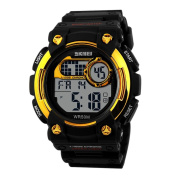 FEITONG® Fashion Sport Kids Boys Girls Student LED Watch Diving Wristwatch