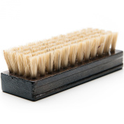 Beard brush 100% Natural Boar Bristle Gives Your Beard Shiny, Groomed, Healthy Appearance, Exfoliates Your Skin Much. A Comb!