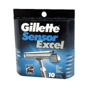 Gillette Sensor Excel Refills - 30 Cartridges