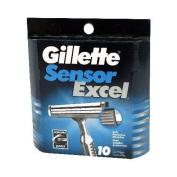 Gillette Sensor Excel Refills - 30 Cartridges