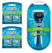 Wilkinson Sword Protector 3 Shaving Razor System Kit