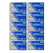 50 KAI Stainless Steel Double Edge Safety Razor Blades