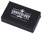 Shaveology Double Edge Safety Razor Replacement Blades - 10 Replacement blades