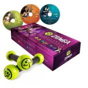 Zumba Exhilarate Starter DVD Kit