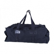Canvas Tactical Duffle Bag, Black, 90cm x 38cm X