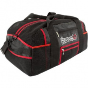 Hayabusa Recast Mesh Gear Bag - Black/Red