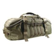 Maxpedition Doppelduffel Adventure Bag, Foliage Green Multi-Coloured
